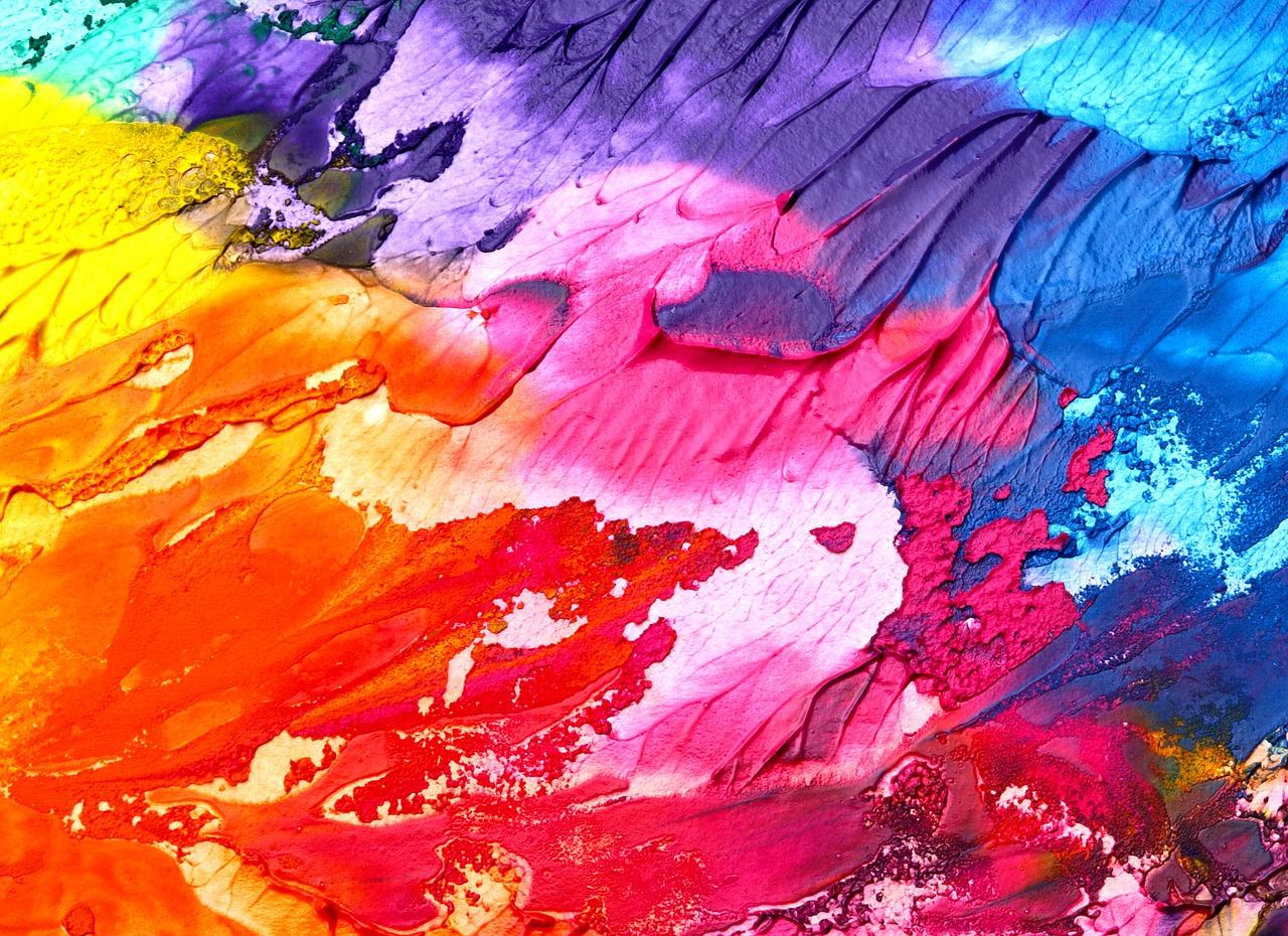 posti colorati a Milano