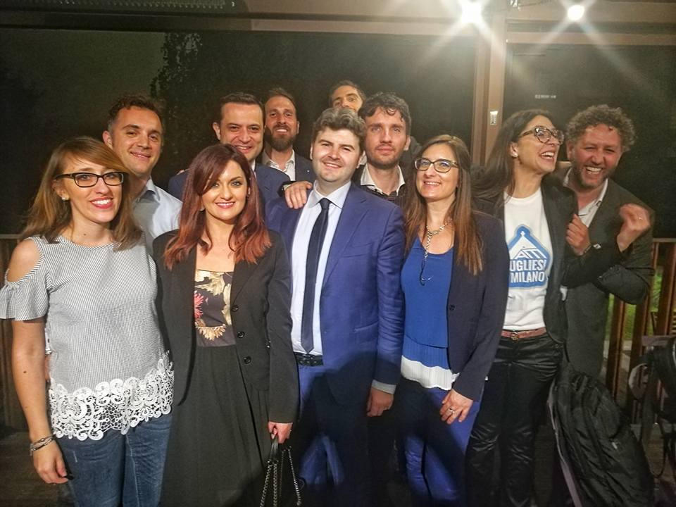 Pugliesi a Milano