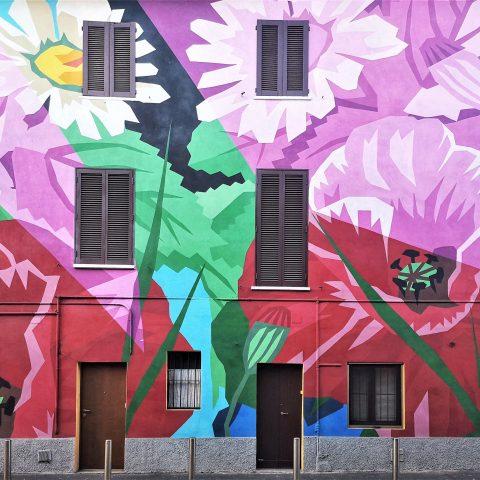 STREET ART TOUR MILANO: ORME ORTICA MEMORIA
