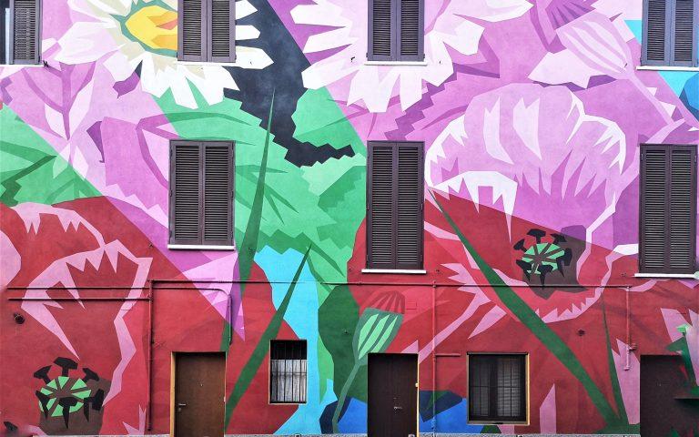 STREET ART TOUR MILANO: OR.ME. ORTICA MEMORIA