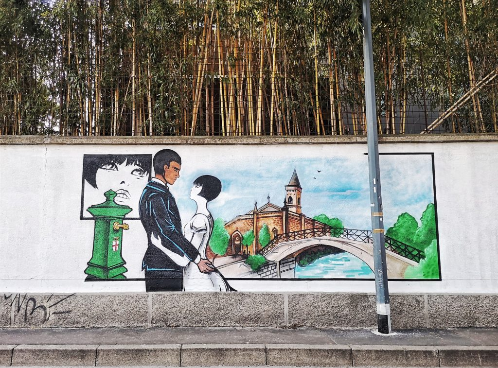 Un muro che unisce-Valentina-Crepax