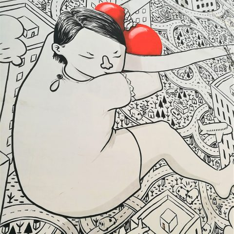 STREET ART MILANO: 6 OPERE DEDICATE ALL'AMORE