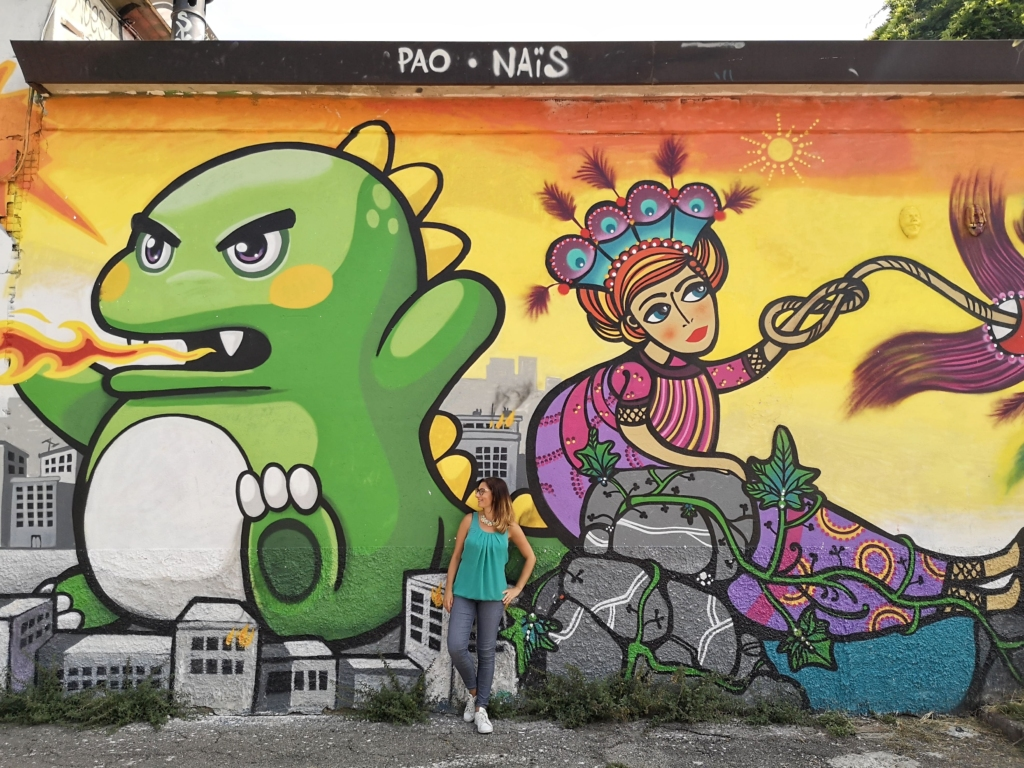 Leoncavallo street art