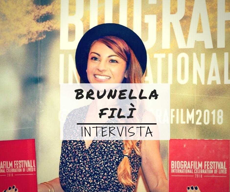 Brunella Filì intervista