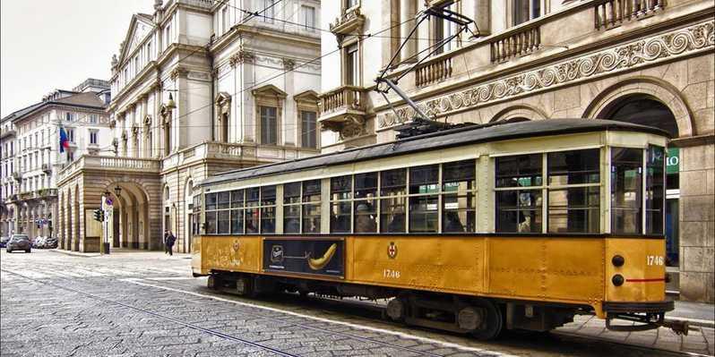 MILANO WINE TRAM TOUR: SCOPRIRE LA CITTÀ DEGUSTANDO VINI