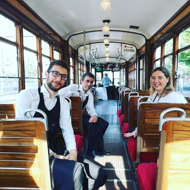 Milano Wine Tram Tour