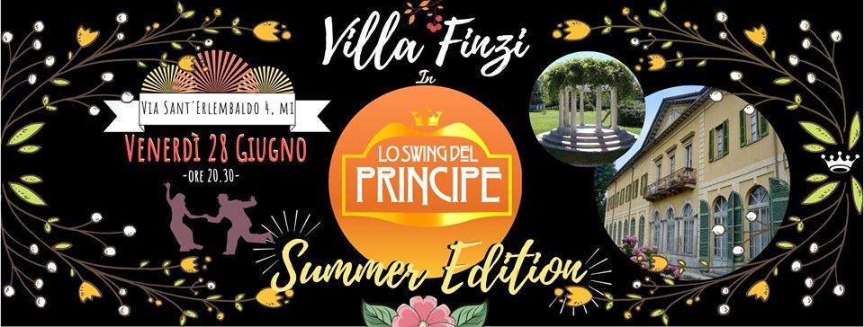 Swing a Villa Finzi