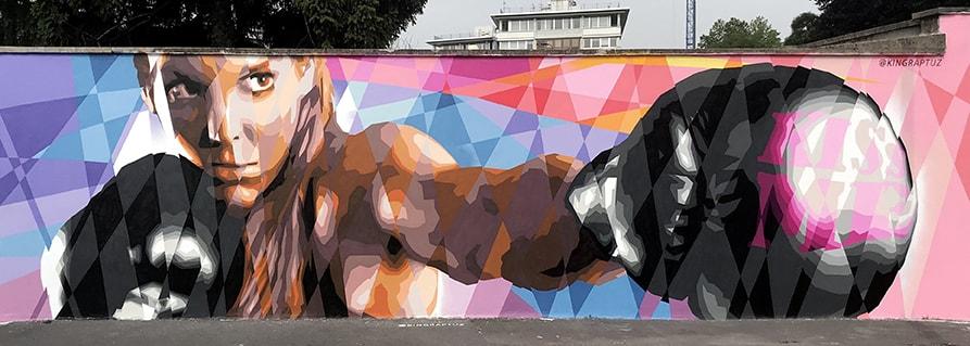 arte urbana milano