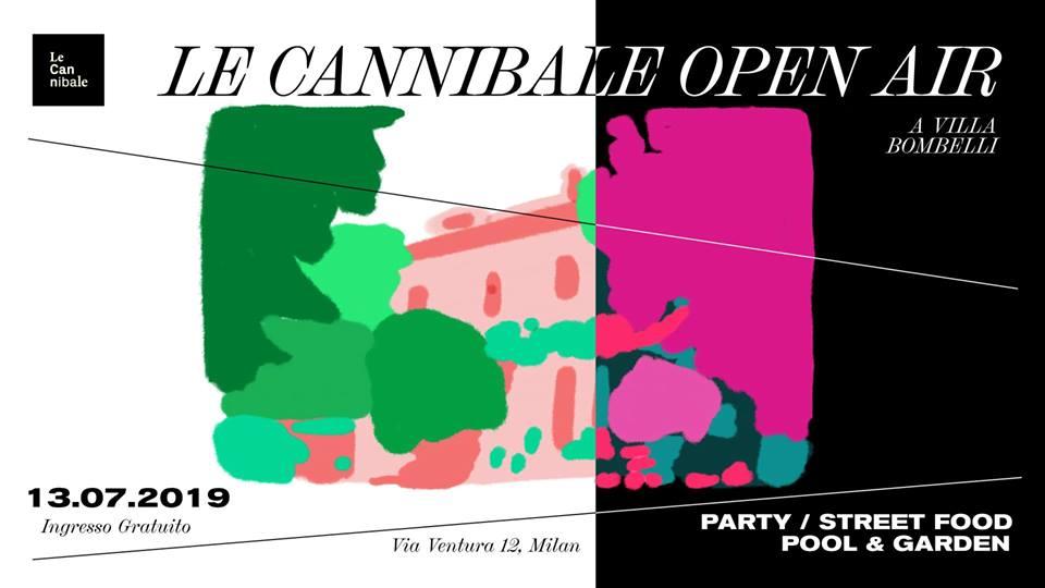La Cannibale Villa Bombelli