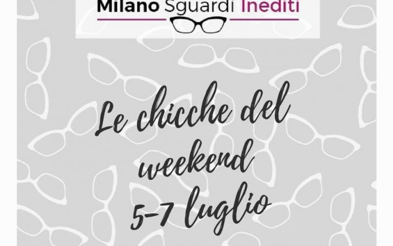 LE CHICCHE DEL WEEKEND TRA COLAZIONI, CINEMA, APERITIVI, TOUR QUIZ