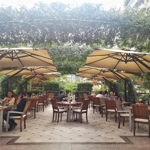 CENARE IN HOTEL: LA MIA ESPERIENZA ALLA TERRAZZA PAN(EVO) NEL THE WESTIN PALACE