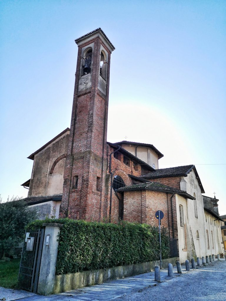 Zibido - Chiesa di San Giacomo