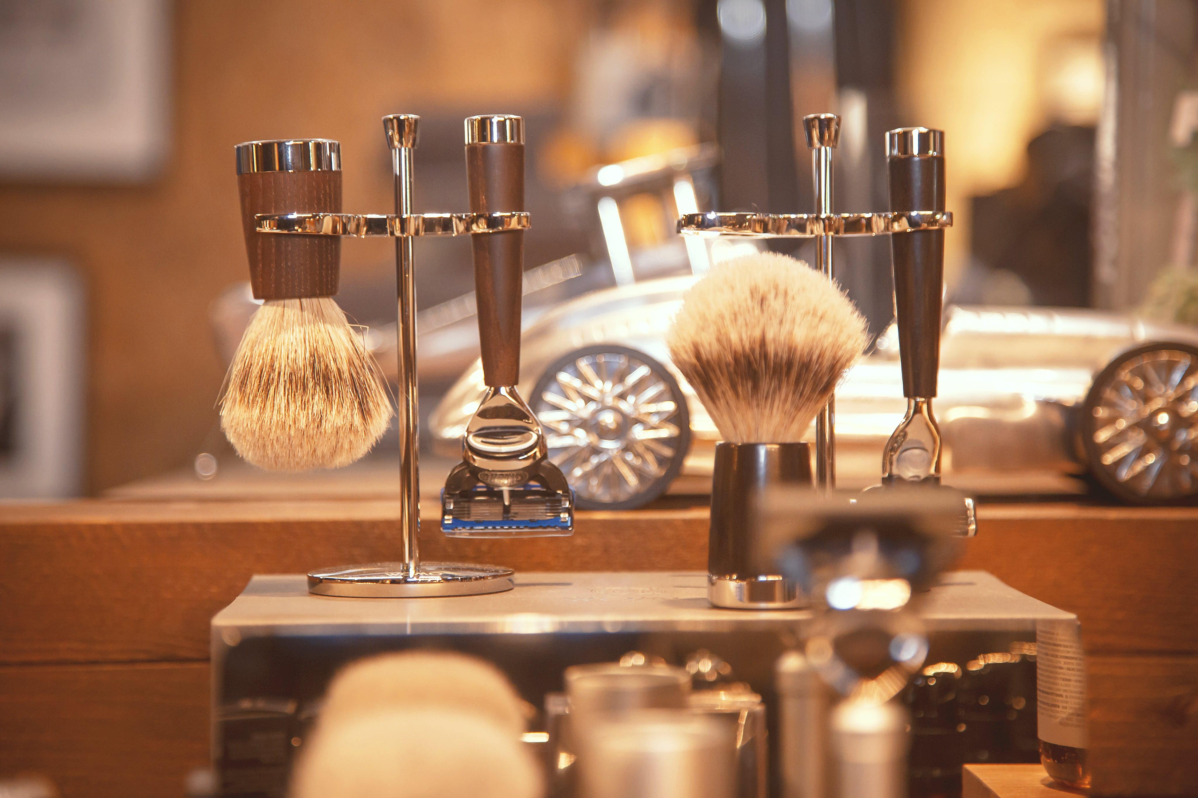 Accessori per fare la barba
