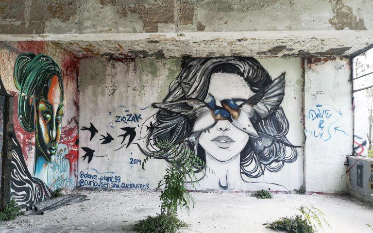 IL CASTELLO DI ZAK: UN MUSEO DI STREET ART ALLE PORTE DI MILANO