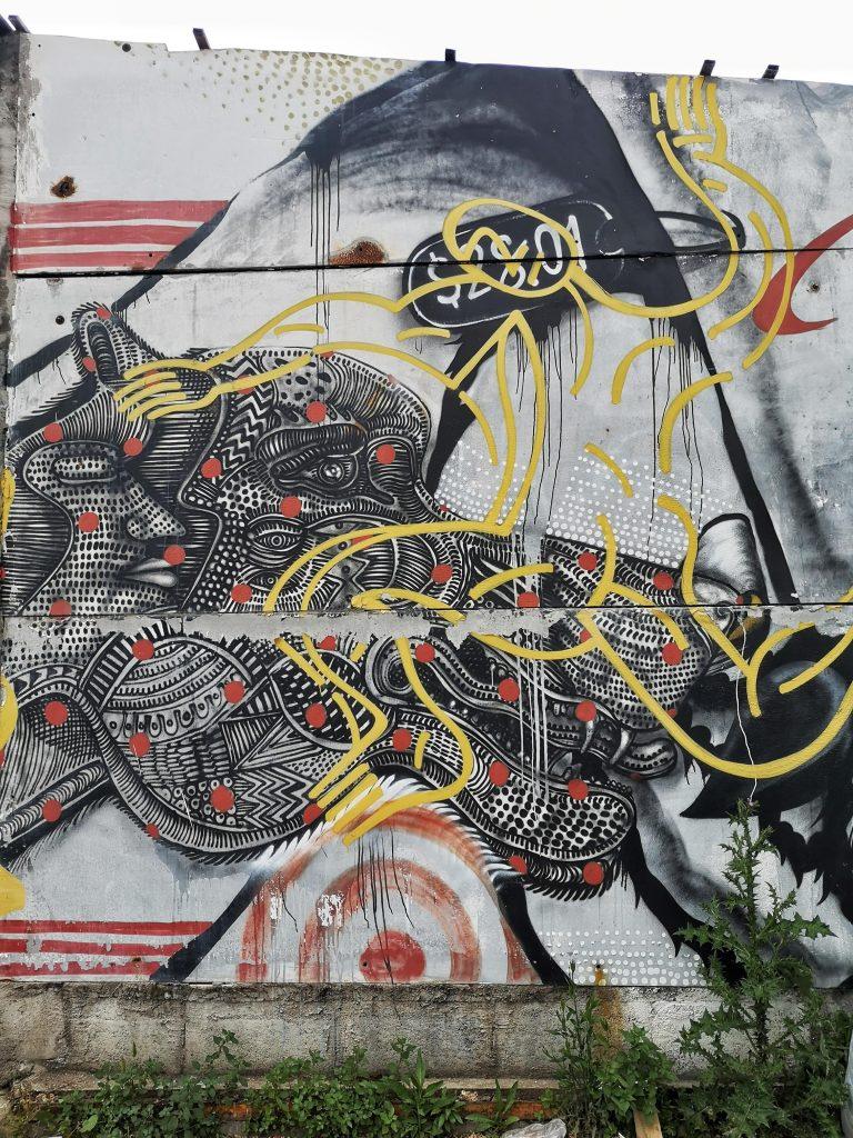 street art quadraro zio ziegler