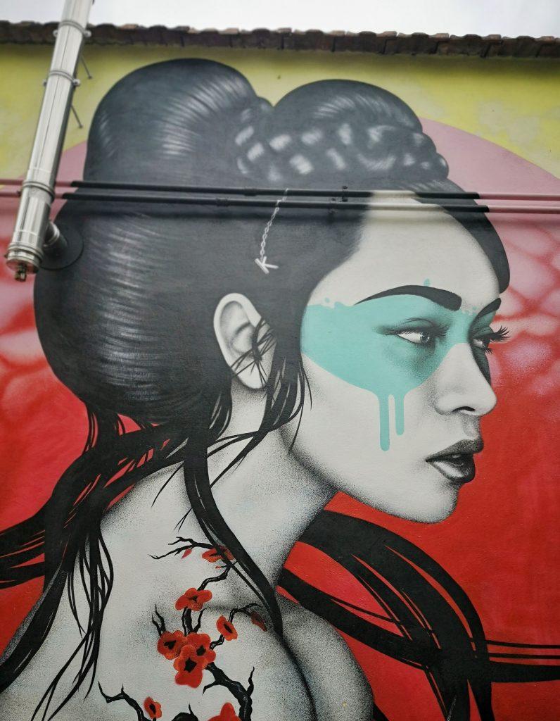 street art roma quadraro Fin Dac