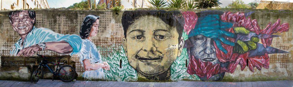 street art roma tor pignattara