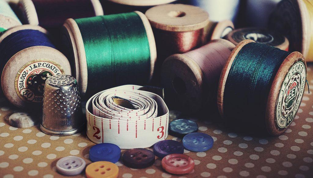 imparare a cucire