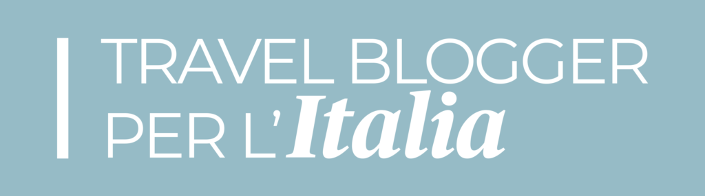 Logo Travel Blogger per l'Italia