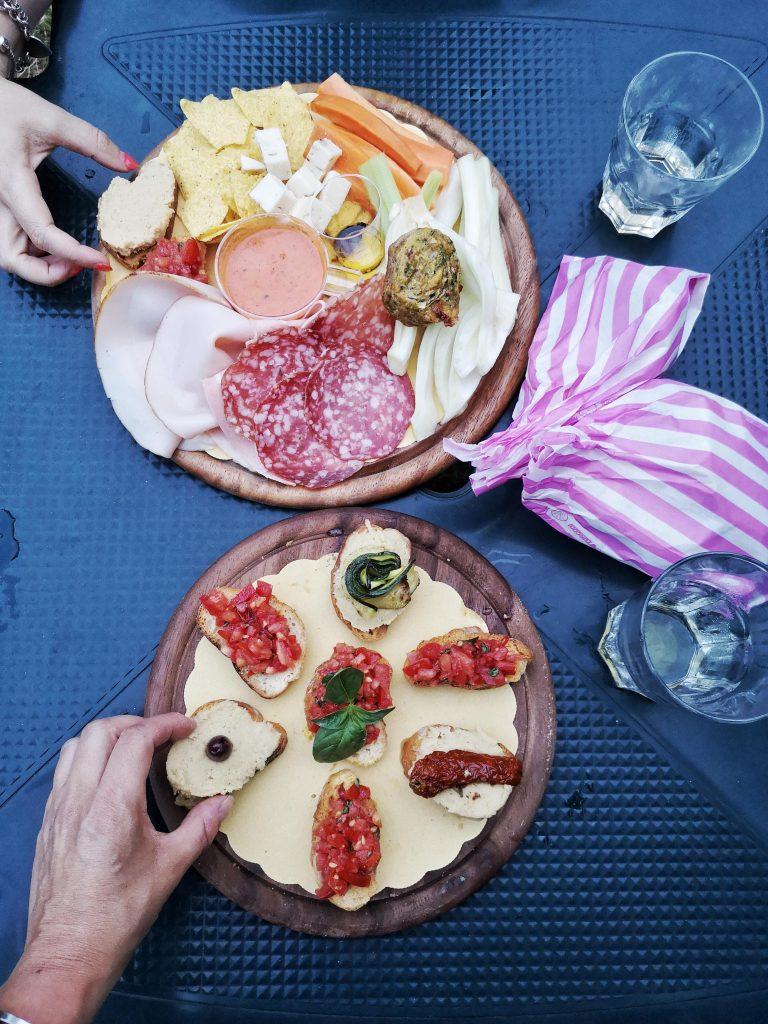 Cascina Martesana aperitivo