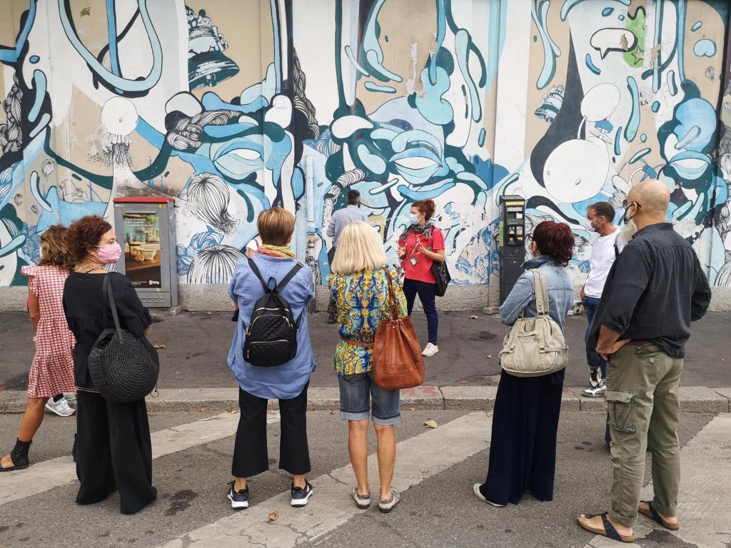 isola streetart