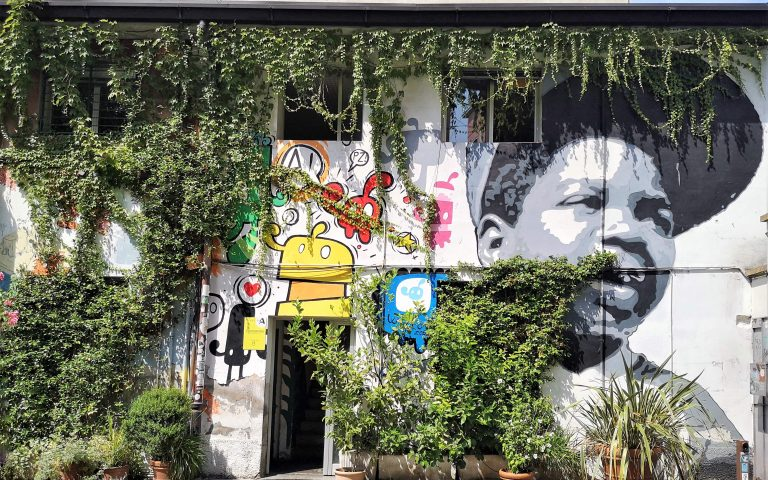 PASSEGGIATA URBANA IN ISOLA TRA STREET ART E CHICCHE MILANESI