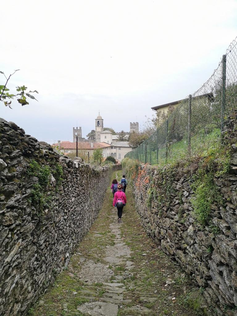 Trekking sentiero del viandante