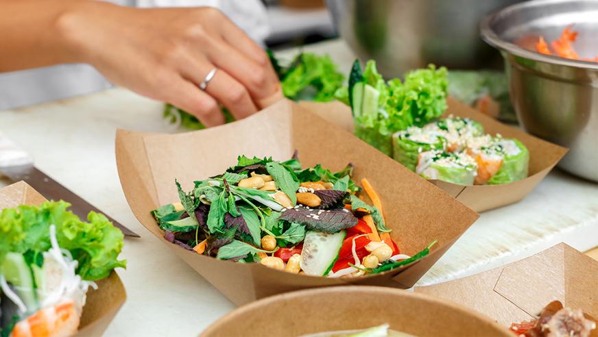 FOOD DELIVERY: LE NOSTRE SELEZIONI DALLA COLAZIONE ALLA CENA