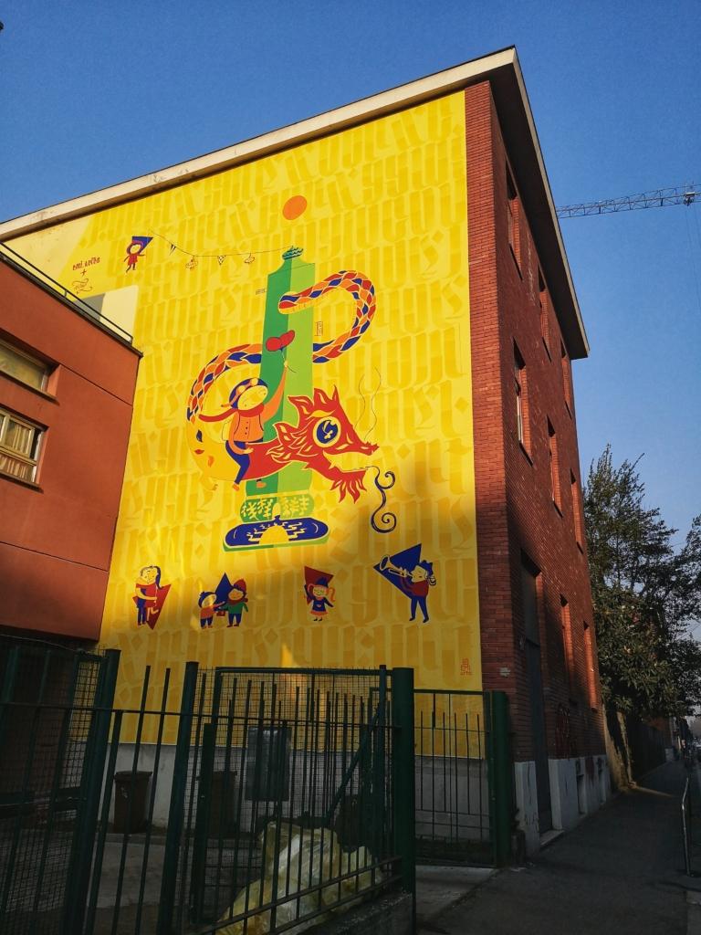 Sarpi street art