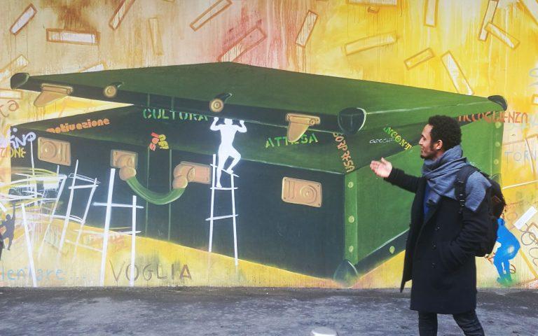 #STREETARTCONLAUTORE: LA STREET ART RACCONTATA DAGLI ARTISTI