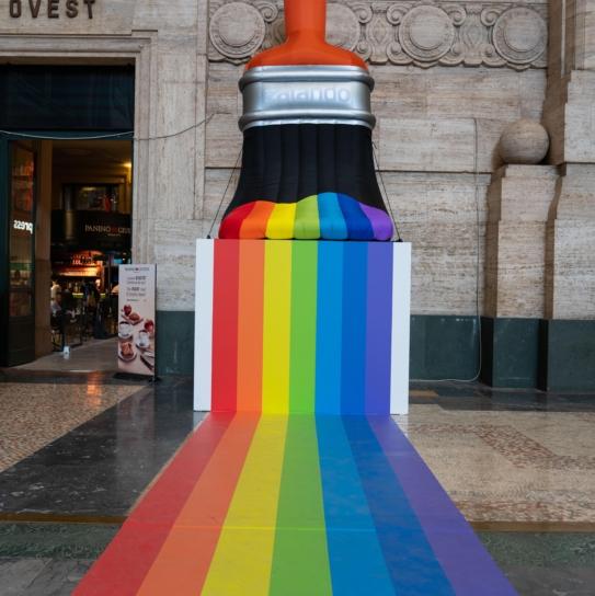 Pride Week Stazione Centrale