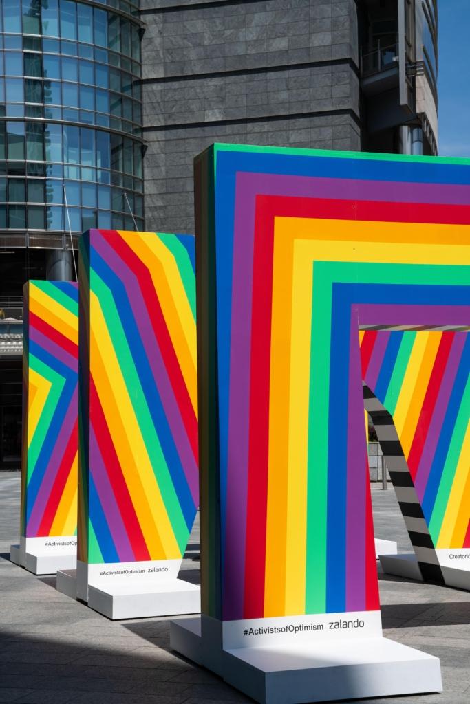 Installazioni artistiche Milano