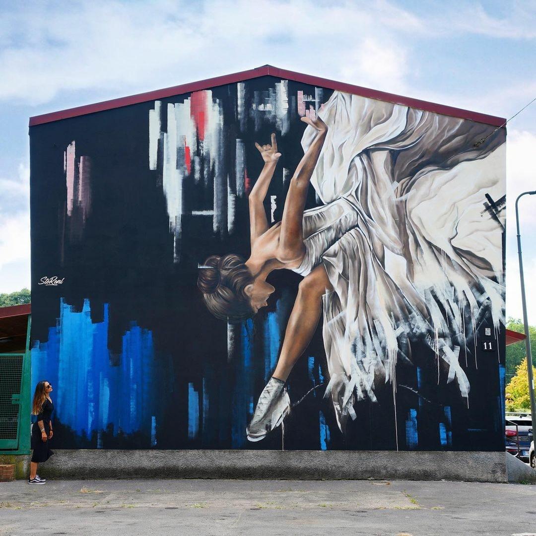 arte urbana lorenteggio